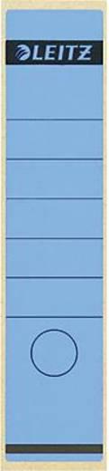 Leitz Rückenschilder/1640-10-35 61x285mm blau Inh.100