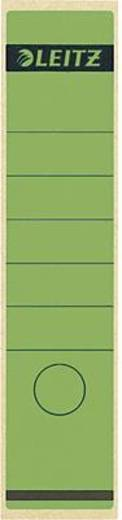 Leitz Rückenschilder breit/lang Großpackung/1640-10-55 61x285mm grün Inh.100