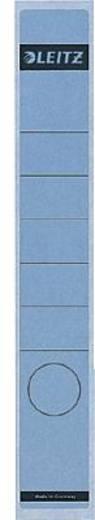 Leitz Rückenschilder schmal/lang/1648-00-35 39x285mm blau Inh.10