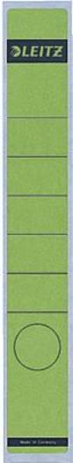Leitz Rückenschilder schmal/lang/1648-00-55 39x285mm grün Inh.10