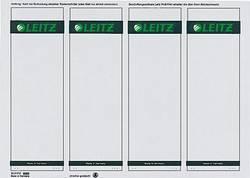 Étiquettes pour dos de classeurs Leitz inscriptibles par PC/1685-20-85 61 x 191 mm gris cont. 100