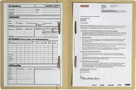 Leitz Zweifalzhefter A4/3030-00-11 240x318mm für:A4 chamois 320g/qm