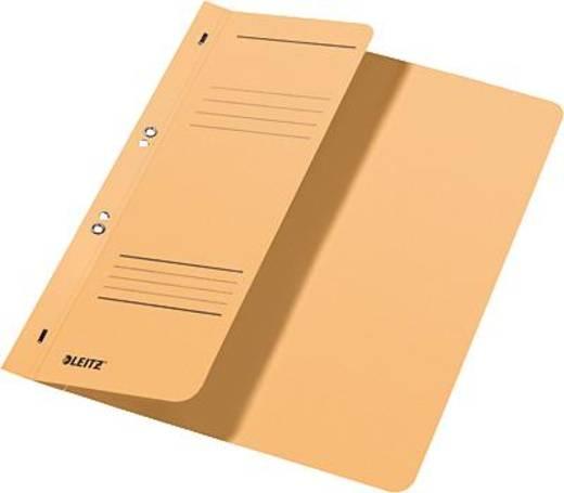 Leitz Ösenhefter A4 1/2 Deckel/3740-00-11 238x305mm chamois 250g/qm