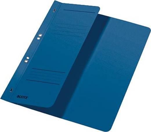 Leitz Ösenhefter A4 1/2 Deckel/3740-00-35 238x305mm blau 250g/qm