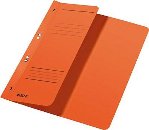 Leitz Ösenhefter A4 1/2 Deckel/3740-00-45 238x305mm orange 250g/qm