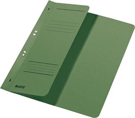 Leitz Ösenhefter A4 1/2 Deckel/3740-00-55 238x305mm grün 250g/qm