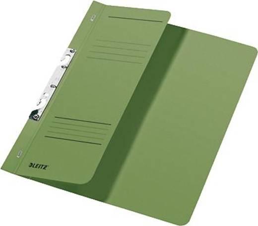 Leitz Schlitzhefter A4 1/2 Deckel/3744-00-55 238x305mm grün 250g/qm
