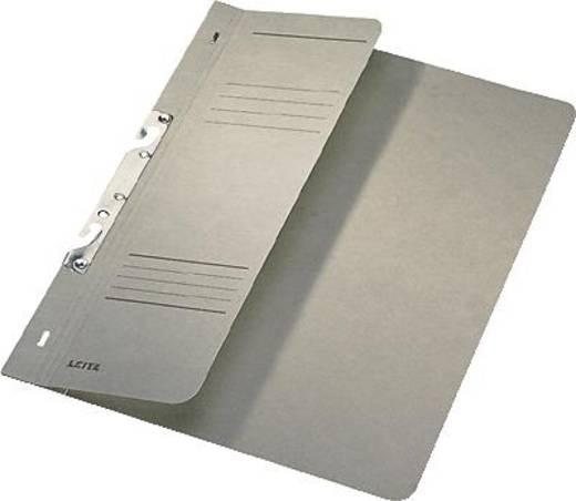 Leitz Schlitzhefter A4 1/2 Deckel/3744-00-85 238x305mm grau 250g/qm