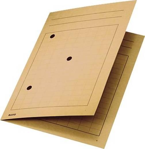Leitz Umlaufmappen A4/3998-00-11 für A4 220x318mm chamois Manila Karton 250g/qm