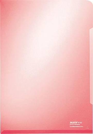 Leitz Sichthüllen Spitzenqualität 4153/4153-00-25 rot