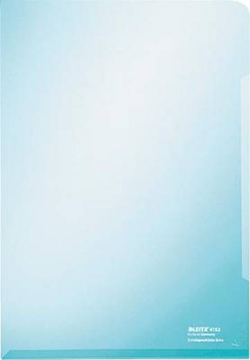 Leitz Sichthülle Spitzenqualität/4153-00-35 blau