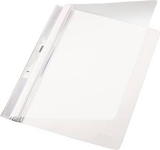 Leitz Plastic-Einhängehefter 4190/4190-00-01 252x315mm weiß