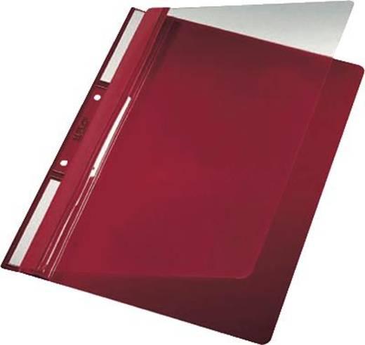 Leitz Plastic-Einhängehefter 4190/4190-00-25 252x315mm rot