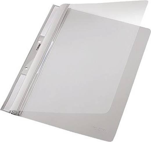 Leitz Plastic-Einhängehefter 4190/4190-00-85 252x315mm grau
