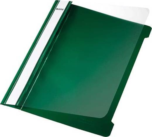 Leitz Schnellhefter A5/4197-00-55 175x230mm grün