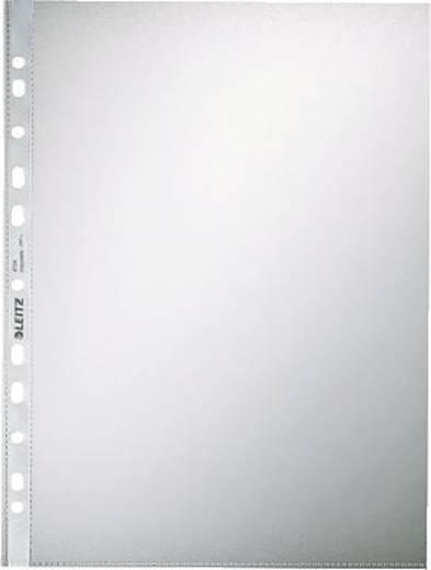 Leitz Prospekthüllen /4704-00-00 A4/100my geprägt oben offen PP Inh.100
