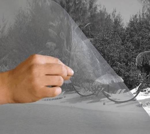 NOBO Ersatzfolien für Kundenstopper A0 PVC/1902373 Ersatzfolie A0 Inh.2