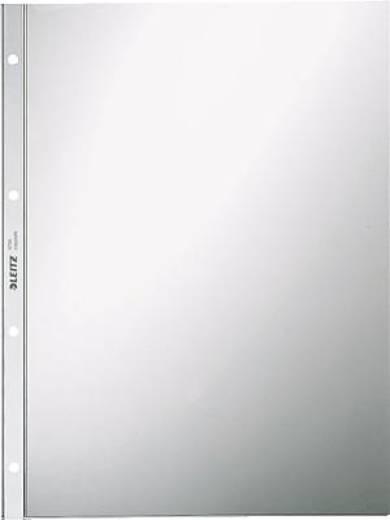 Leitz Prospekthüllen dokumentenecht/4734-00-00 A4/80my glasklar Inh.100
