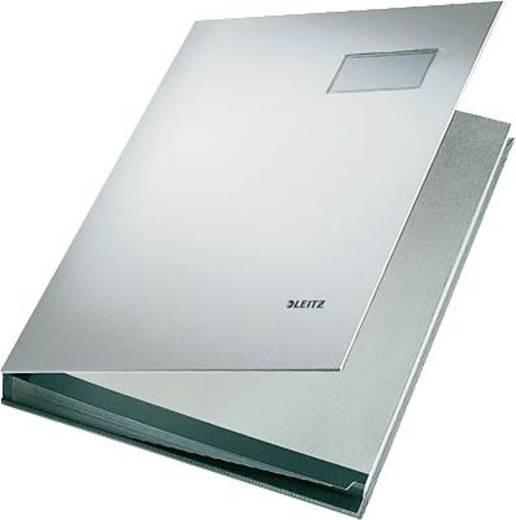 Leitz Unterschriftsmappen/5700-00-85 240x340mm für:A4 grau