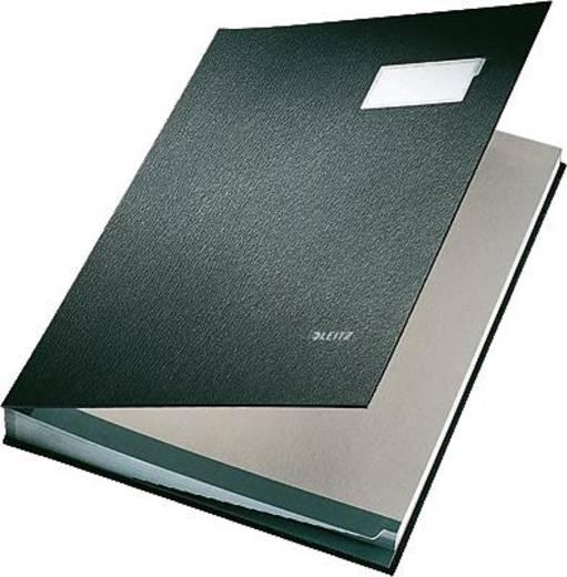 Leitz Unterschriftsmappen/5700-00-95 240x340mm für:A4 schwarz