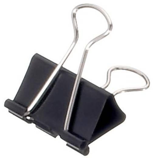 Maul Foldback Klemmer maulys/2153290 32mm schwarz Inh.12