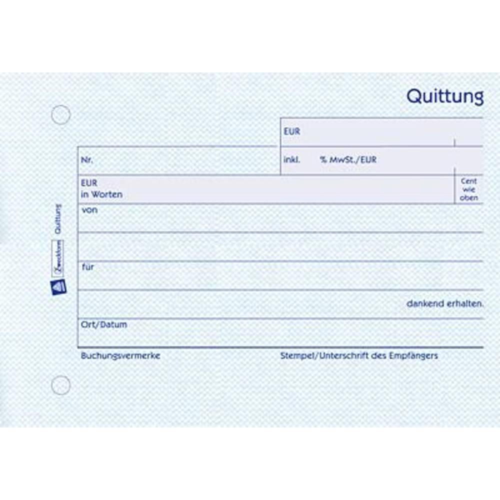 Nett Vorlage Quittung Für Die Zahlung Bilder - Beispiel ...