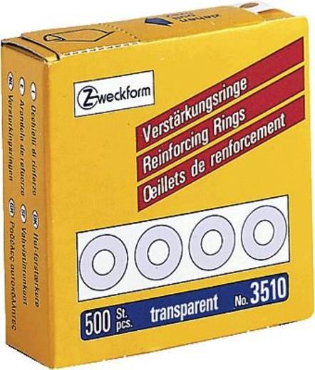 Avery Zweckform Verstärkungsringe/3510 transparent Inh.500