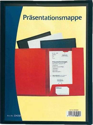 Exacompta Präsentationsmappe/43501E schwarz