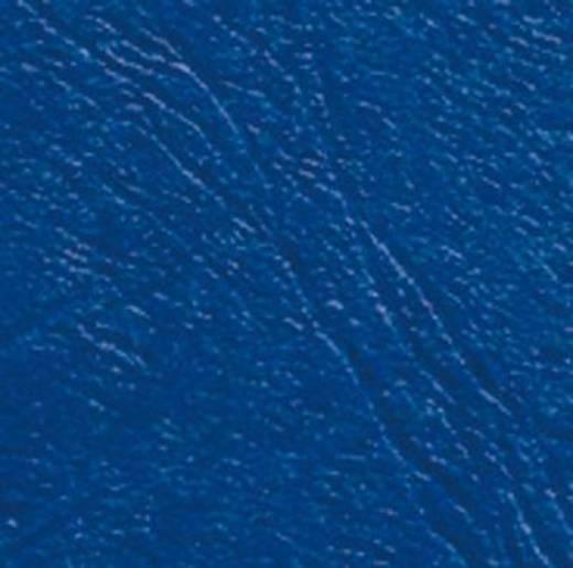 GBC ProView ledergenarbter Karton, A4, 250g/m², blau/CE040020 Inh.100