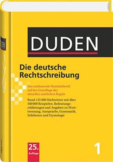 DUDEN 1 - Die deutsche Rechtschreibung/9783411040155 139x195 mm 1216 Seiten