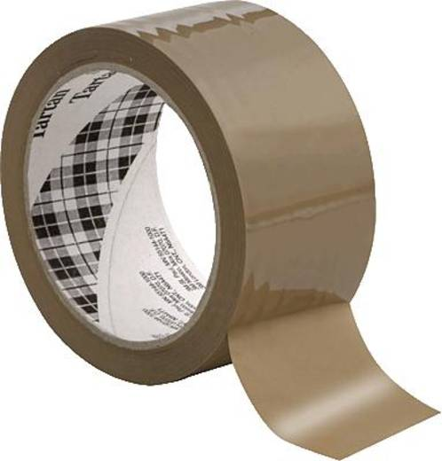 Packband Tartan™ 369 Braun (L x B) 66 m x 50 mm Tartan 369B5066 1 Rolle(n)