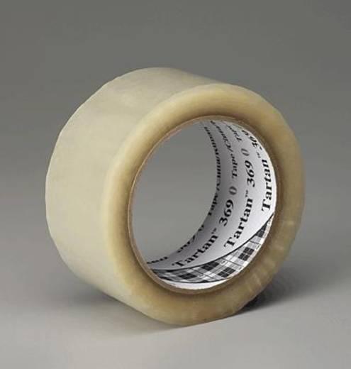 Packband Tartan Tartan™ 369 Transparent (L x B) 66 m x 50 mm Kautschuk Inhalt: 1 Rolle(n)