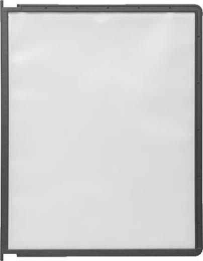 Durable Sichttafeln SHERPA Panel PIN/5582-01 schwarz