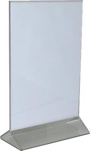 Deflecto Prospekthalter A4 hoch/DE774801 DIN A4