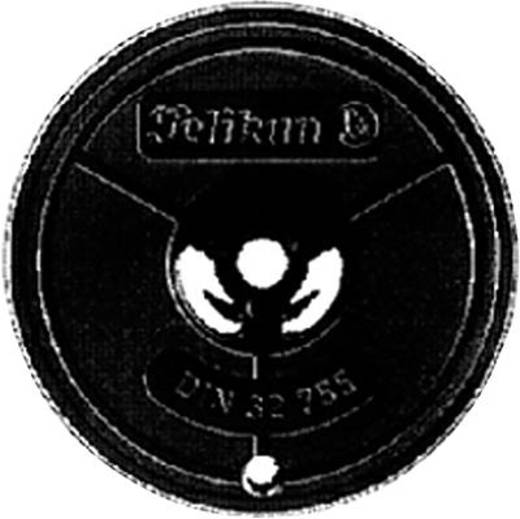 Pelikan Farbband 520825 Kompatibel 520825 Passend für Geräte des Herstellers: Tippa, Gossen, Rheinmetall, Facit Schwarz,