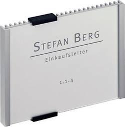 Image of Durable Türschild INFO SIGN (B x H) 149 mm x 105.5 mm Metallic, Silber 480123