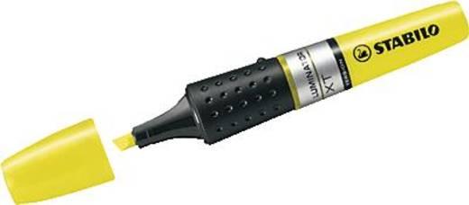 Stabilo Textmarker 71-24 Gelb 2 mm, 5 mm
