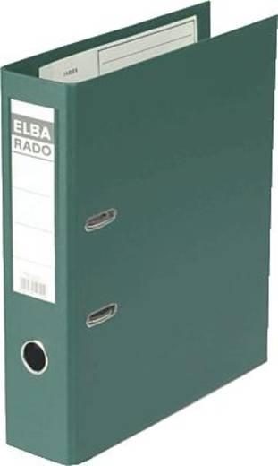 Elba Ordner rado-Plast A4/10497GN für DIN A4 grün PVC
