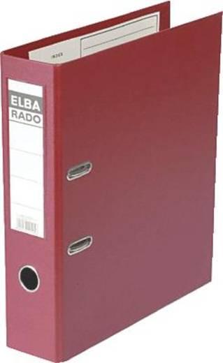 Elba Ordner DIN A4 Rückenbreite: 80 mm Rot 2 Bügel 10497RO