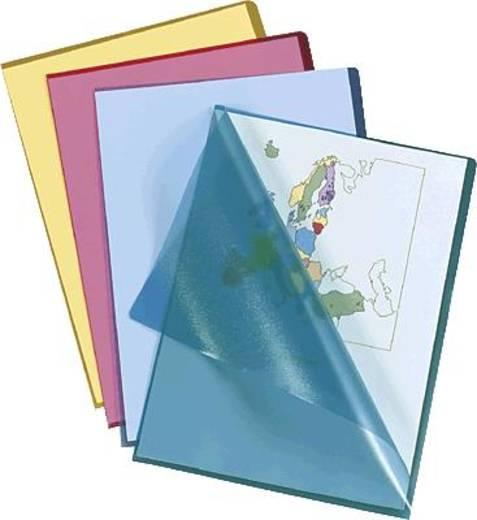 5 Star Aktenhüllen A4, farbig weiß Inh.100