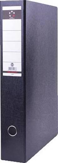 5Star Ordner DIN A3 hoch Rückenbreite: 75 mm Schwarz 2 Bügel 810488