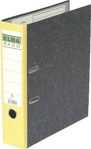 Elba Ordner rado/10407FGB für DIN A4 gelb