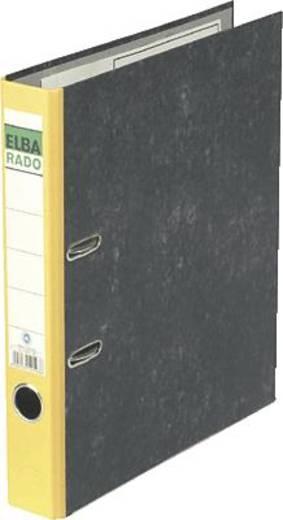 Elba Ordner rado A4/10404FGB für DIN A4 gelb