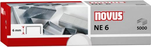 Novus Heftklammern/042-0000 NE6 Inh.5000