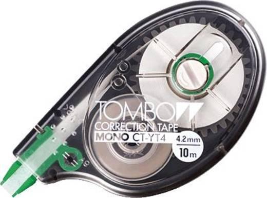 Tombow MONO® Korrekturroller/CTYT4-20 4,2mm weiß 10m