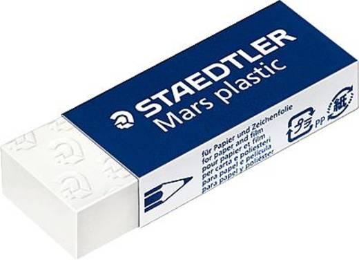 Staedtler Radierer Mars plastic 526 50 65 x 23 x 13 mm weiss