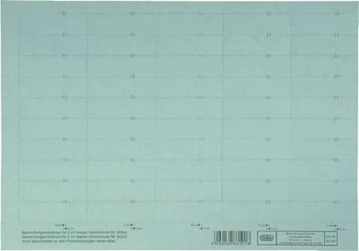 Elba vertic 1 Reiter/Schilder/83582BL blau Karton 250 g/qm Inh.10