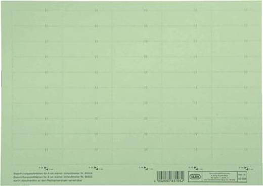 Elba vertic 1 Reiter/Schilder/83582GN grün Karton 230 g/qm Inh.50