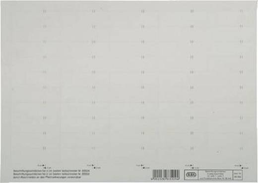 Elba vertic 1 Reiter/Schilder/83582WE weiß Karton 230 g/qm Inh.50