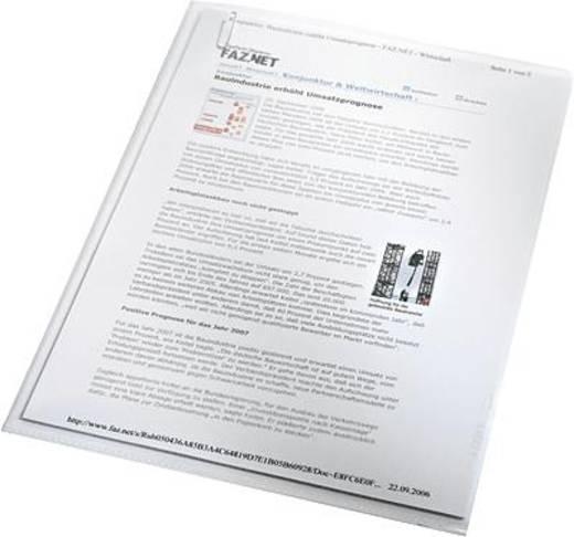 Leitz Sichthüllen Standard/4000-00-03 A4 farblos Inh.100